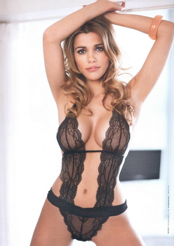 De Caluwe  nackt Sylvie Sofia Vergara