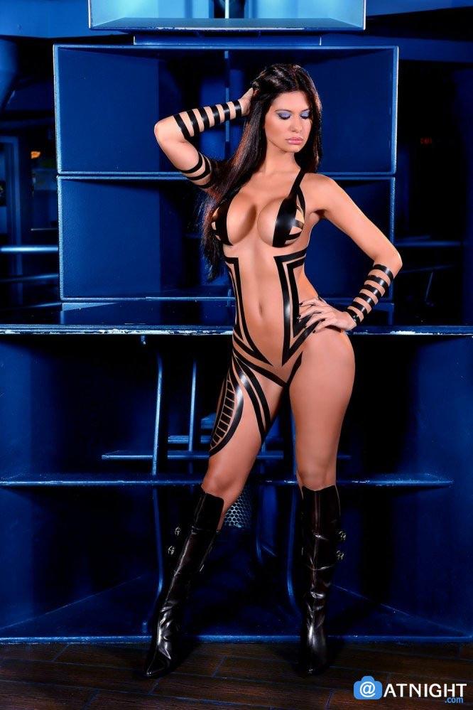 Eriana Blanco  nackt